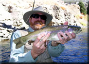 "19"" Rainbow - Lake Fork of the Gunnison"